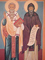 Saints Cyril et Methode